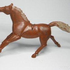 Figuras de Goma y PVC: CABALLO VAQUERO DE SOTORRES. Lote 103531375