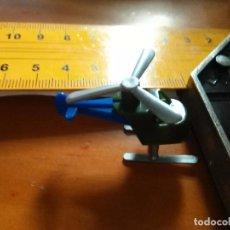 Figuras de Goma y PVC: HELICOPTERO FIGURA PLASTICO DURO PVC O SIMILAR - . Lote 103583295