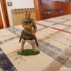 Figuras de Borracha e PVC: REAMSA SERIE RICARDO CORAZÓN DE LEÓN-Nº:186. Lote 104039723