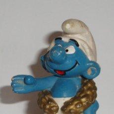 Figuras de Goma y PVC: AMPLIA TU COLECCION DE PITUFOS PITUFO. Lote 104053043