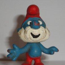 Figuras de Goma y PVC: AMPLIA TU COLECCION DE PITUFOS PITUFO. Lote 104053183