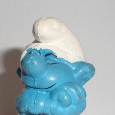 Figuras de Goma y PVC: AMPLIA TU COLECCION DE PITUFOS PITUFO. Lote 104053251