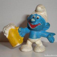 Figuras de Goma y PVC: AMPLIA TU COLECCION DE PITUFOS PITUFO . Lote 104053547