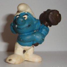 Figuras de Goma y PVC: AMPLIA TU COLECCION DE PITUFOS PITUFO . Lote 104053675