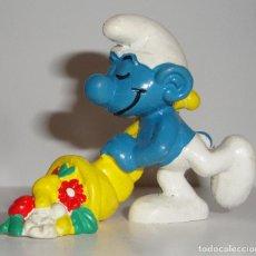 Figuras de Goma y PVC: AMPLIA TU COLECCION DE PITUFOS PITUFO . Lote 104053695