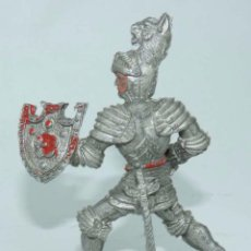 Figuras de Goma y PVC: SOLDADO MEDIEVAL EN PLASTICO DE LAFREDO, MIDE 9 CMS., BUEN ESTADO, TAL COMO SE PUEDE VER EN LAS FOTO. Lote 104067447