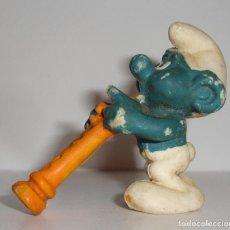 Figuras de Goma y PVC: AMPLIA TU COLECCION DE PITUFOS PITUFO . Lote 104074095
