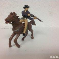 Figuras de Goma y PVC: FIGURA VAQUERO JECSAN - VAQUERO DE JECSAN. Lote 104090315