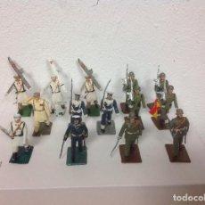 Figuras de Goma y PVC: LOTE DESFILE REAMSA. Lote 104091603