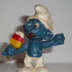 Figuras de Goma y PVC: AMPLIA TU COLECCION DE PITUFOS PITUFO. Lote 213464868