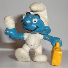 Figuras de Goma y PVC: AMPLIA TU COLECCION DE PITUFOS PITUFO. Lote 213464843