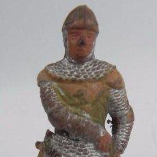 Figuras de Goma y PVC: FIGURA REAMSA,Nº 186. SERIE RICARDO CORAZON DE LEON. REALIZADO EN GOMA.. Lote 104151507