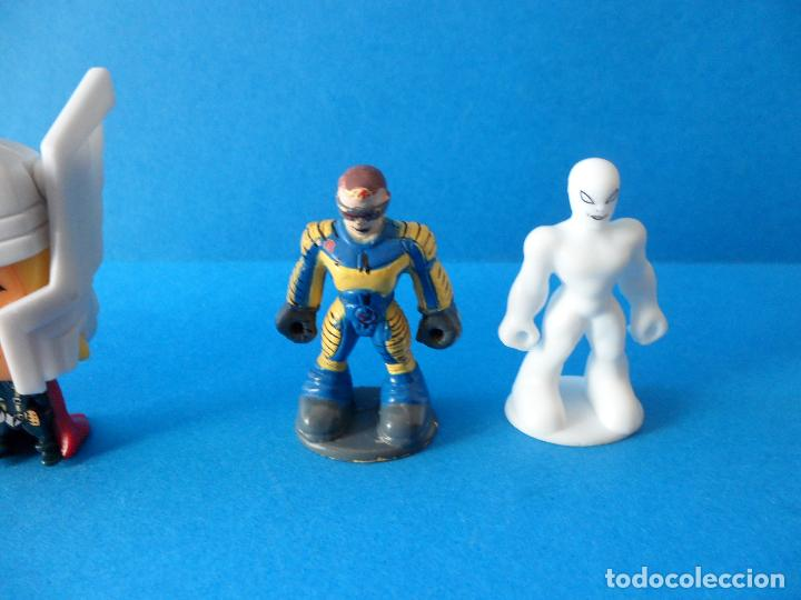 Figuras Kinder: Lote de figuras de Superheroes - Kinder - Marvel - Despiece - Foto 2 - 104313551