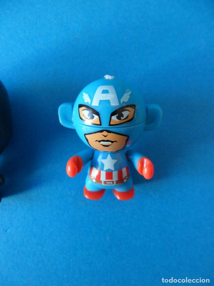 Figuras Kinder: Lote de figuras de Superheroes - Kinder - Marvel - Despiece - Foto 6 - 104313551