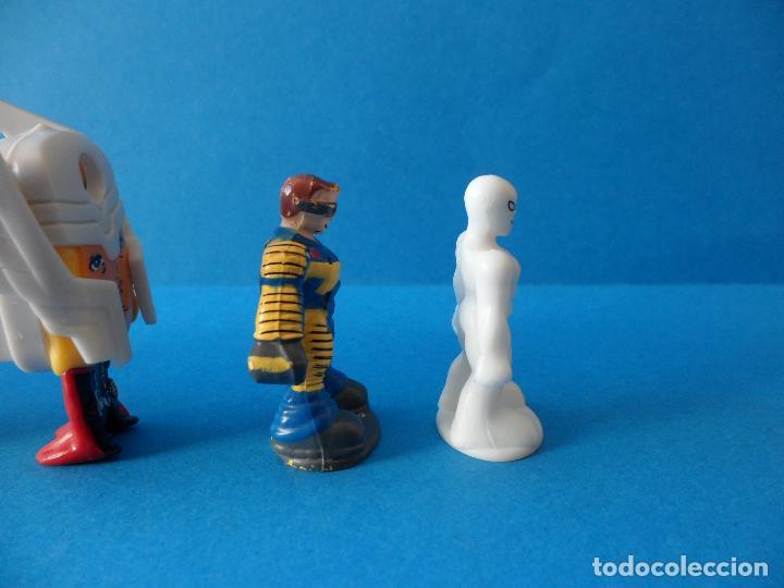 Figuras Kinder: Lote de figuras de Superheroes - Kinder - Marvel - Despiece - Foto 11 - 104313551