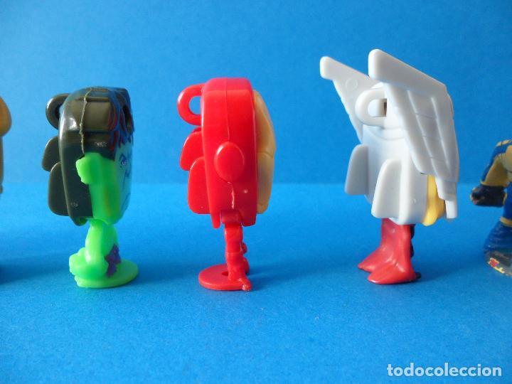 Figuras Kinder: Lote de figuras de Superheroes - Kinder - Marvel - Despiece - Foto 12 - 104313551