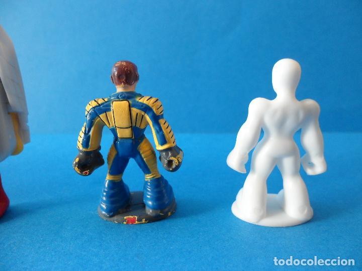 Figuras Kinder: Lote de figuras de Superheroes - Kinder - Marvel - Despiece - Foto 14 - 104313551