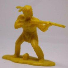 Figuras de Goma y PVC: FIGURA DE PLASTICO, REAMSA . GOMARSA, INDIO, PIPERO, RESERVACION INDIA. Lote 104341215