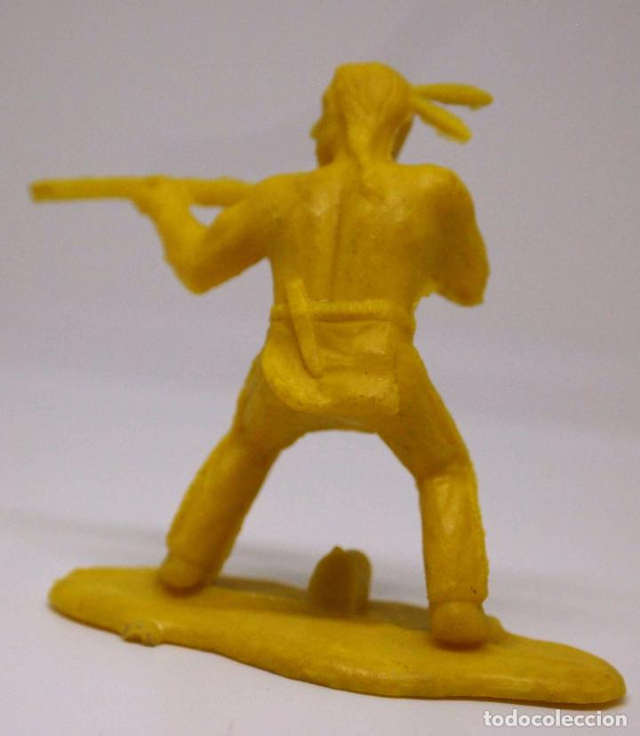 Figuras de Goma y PVC: FIGURA DE PLASTICO, REAMSA . GOMARSA, INDIO, PIPERO, RESERVACION INDIA - Foto 2 - 104341215