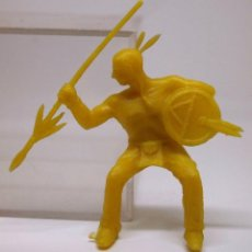 Figuras de Goma y PVC: FIGURA DE PLASTICO, REAMSA . GOMARSA, INDIO, PIPERO, RESERVACION INDIA. Lote 104341271