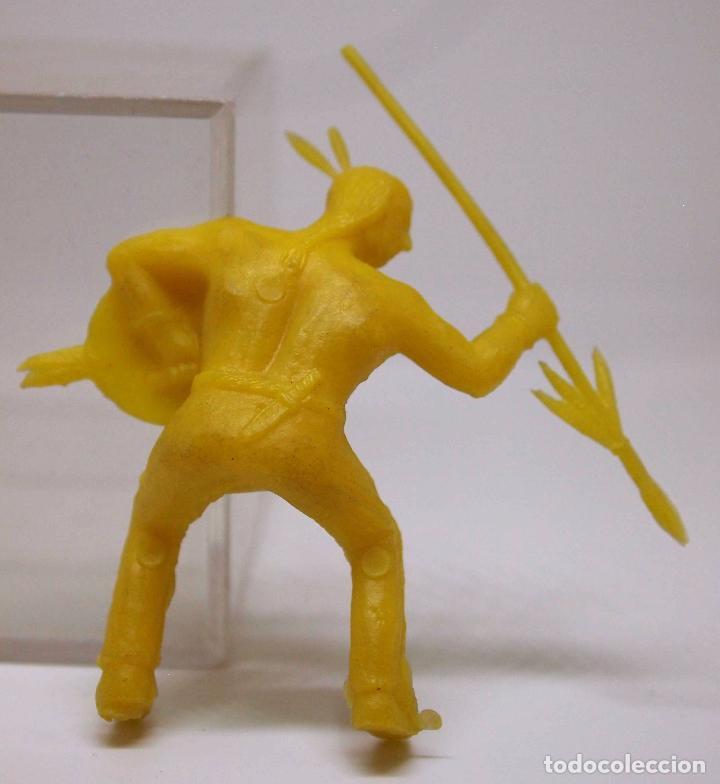 Figuras de Goma y PVC: FIGURA DE PLASTICO, REAMSA . GOMARSA, INDIO, PIPERO, RESERVACION INDIA - Foto 2 - 104341271