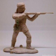 Figuras de Goma y PVC: FIGURA DE PLASTICO, REAMSA . GOMARSA, TRAMPERO, PIPERO, 1970S . Lote 104341603