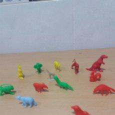 Figuras de Goma y PVC: DUNKIN LOTE. Lote 104398467