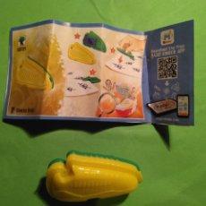 Figuras Kinder: PINZA USAIN BOLT KINDER SD721. Lote 104406799