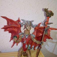 Figuras de Goma y PVC: FIGURA DRAGON PLASTOY PVC. Lote 104506643