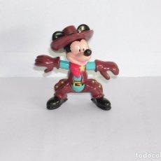 Figuras de Goma y PVC: FIGURITA MICKEY VAQUERO / DISNEY.. Lote 104516239