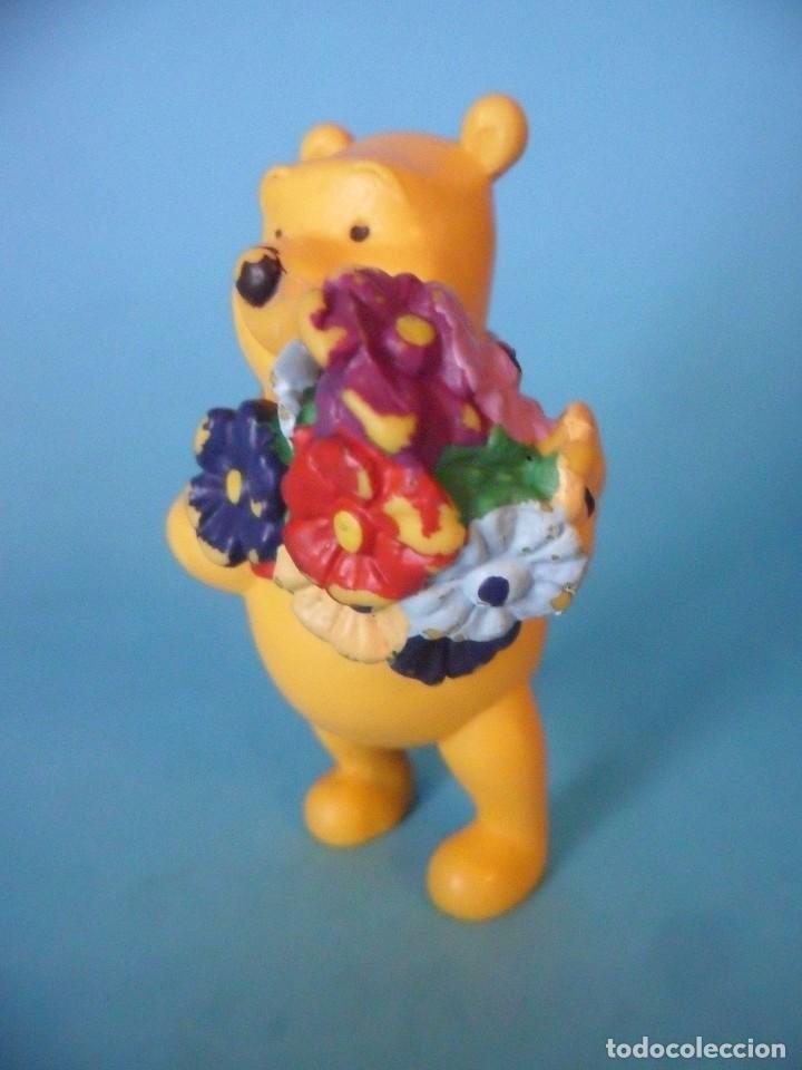 Figuras de Goma y PVC: WINNIE THE POOH FIGURA DE PVC DE 6 CM DISNEY BULLY GERMANY - Foto 3 - 104642263