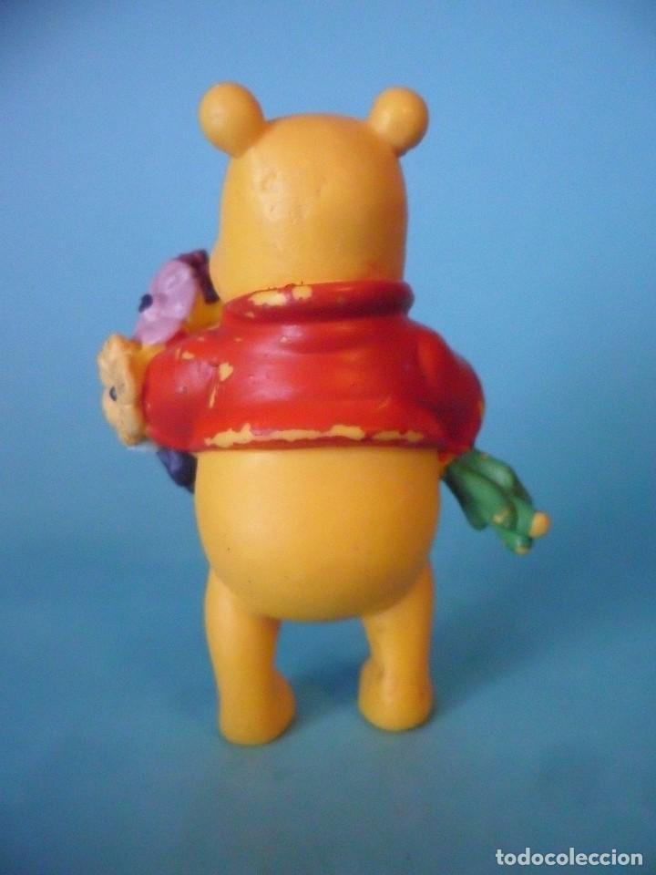 Figuras de Goma y PVC: WINNIE THE POOH FIGURA DE PVC DE 6 CM DISNEY BULLY GERMANY - Foto 4 - 104642263