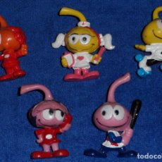 Figuras de Goma y PVC: SNORKELS - COMICS SPAIN. Lote 104732871