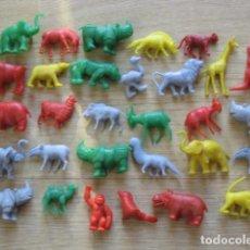 Figuras de Goma y PVC: ANIMALES SALVAJES. Lote 104763547