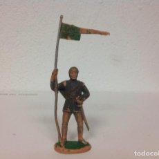 Figuras de Goma y PVC: FIGURA MEDIEVAL REAMSA - MEDIEVAL DE REAMSA SERIE REY ARTURO CORTE FEUDAL . Lote 104830087