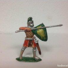 Figuras de Goma y PVC: FIGURA MEDIEVAL REAMSA - MEDIEVAL DE REAMSA SERIE REY ARTURO CORTE FEUDAL. Lote 104830331