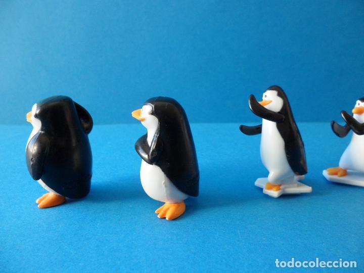 Figuras Kinder: Lote de figuras Kinder Sorpresa - Los pinguinos de Madagascar - Foto 13 - 104901815