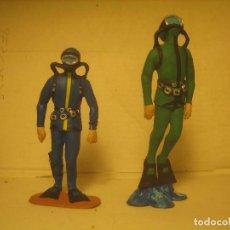 Figuras de Goma y PVC: REAMSA, JECSAN, LAFREDO, COMANSI, PECH, ESTEREOPLAST, TOYS SOLDIERS. Lote 152367997