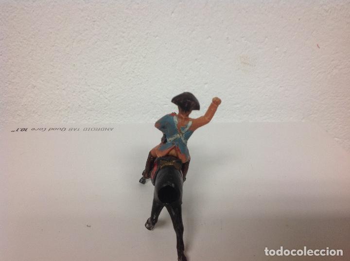 Figuras de Goma y PVC: FIGURA NAPOLEON REAMSA - napoleonico de reamsa agustina de aragon - Foto 3 - 105316379