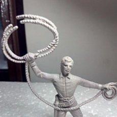 Figuras de Goma y PVC: VAQUERO - COMANSI. Lote 105355371