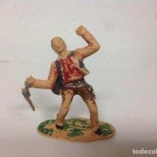 Figuras de Goma y PVC: FIGURA VAQUERO REAMSA - VAQUERO DE REAMSA VIRGINIA CITTY. Lote 105365259