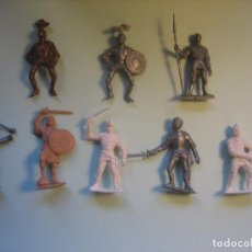 Figuras de Goma y PVC: FIGURAS JECSAN. Lote 152368736