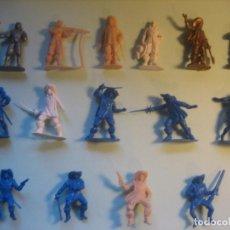 Figuras de Goma y PVC: FIGURAS JECSAN. Lote 152368312