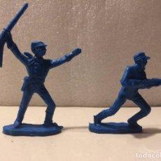 Figuras de Goma y PVC: FEDERALES SERIE RIN-TIN-TIN - OLIVER 54 MM. Lote 105643311