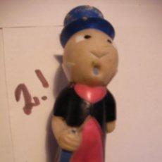 Figuras de Goma y PVC: FIGURA DIBUJOS ANIMADOS PEPE GRILLO. Lote 105684483