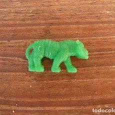 Figuras de Goma y PVC: FIGURA DUNKIN TIGRE VERDE. Lote 105700495