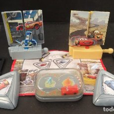 Figuras Kinder: KINDER CARS. Lote 105748259