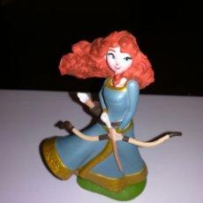 Figuras de Goma y PVC: WALT DISNEY FIGURA PVC PRINCESA MERIDA BRAVE. Lote 105768566