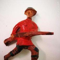 Figuras de Goma y PVC: SOLDADO DE GOMA ALCA/CAPELL. Lote 105820759