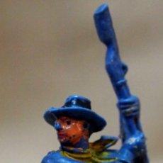 Figuras de Goma y PVC: FIGURA DE PLASTICO, SOLDADO, SEPTIMO, YANKEE, FABRICADO POR JECSAN. Lote 105886955